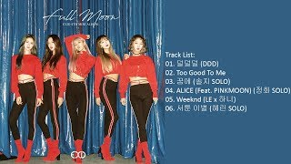 Video [Full Album] EXID – Full Moon (Mini Album) download MP3, 3GP, MP4, WEBM, AVI, FLV Mei 2018