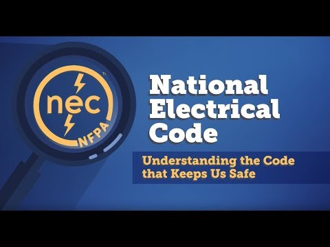 Important Changes to NEC (National Electrical Code) for 2020