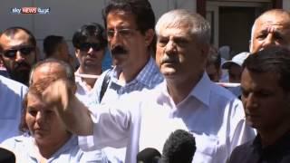 سروج تبرز الخلاف بين الحكومة و الأكراد