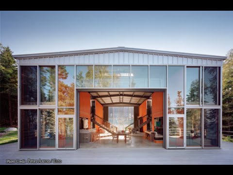 Amazing shipping container homes : 12 Container House, by Adam ...