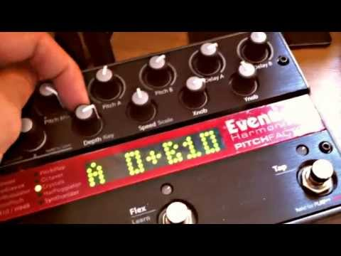 Eventide PitchFactor on Modular Synth