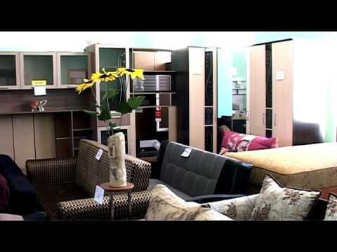 """Магазин """"Мир мебели"""" во Фролово."""