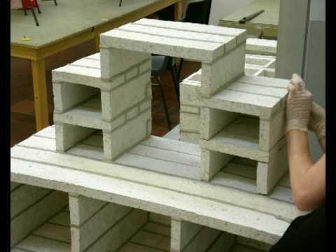 Fabrica tus propios muebles con pasta de papel