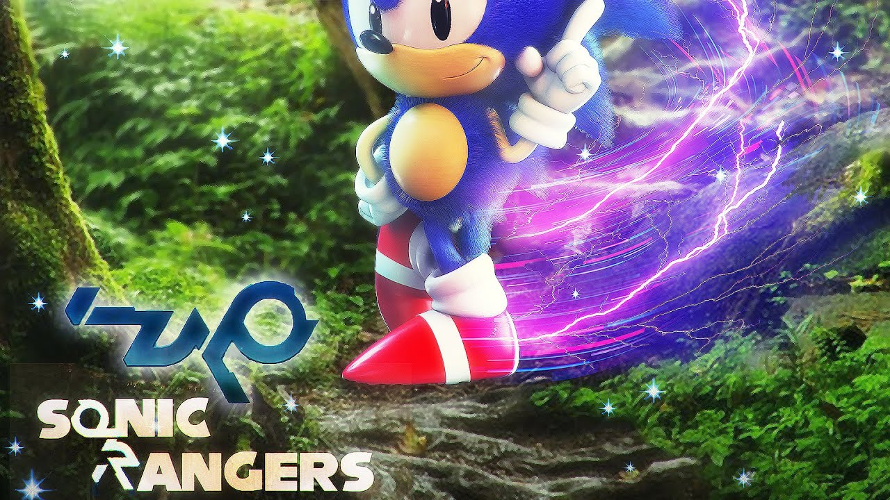 SONIC CLASSIC IN NEW GAME 2022 SONIC RANGERS OPEN WORD EXCLUSIVE PS5 / XBOX SERIES / SWITCH
