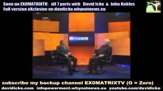 David Icke Vindicated 'Was He Right' 1991-2011 ~sub new DavidIckeNews channel!