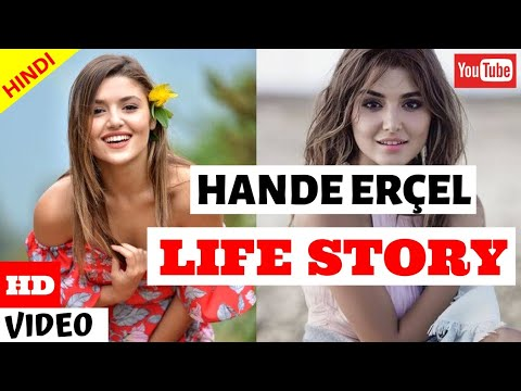 Hande Erçel Life Story in Hindi | Lifestyle | Glam Up