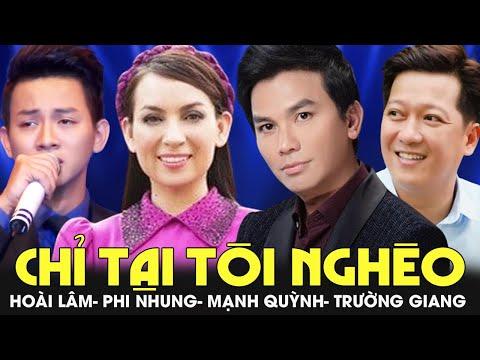 Liveshow Mạnh Quỳnh - CHỈ TẠI TÔI NGHÈO - Part 2/2 (Full HD)