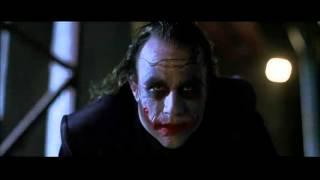 The Dark Knight - Joker's Social Experiment