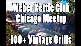 Weber Kettle Club - Chicago Meetup 100+ Vintage Kettles screenshot 2