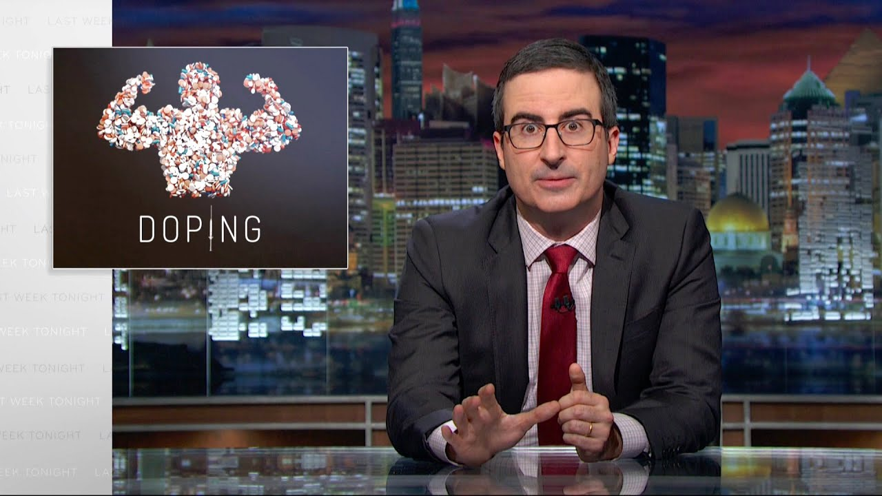 Doping Last Week Tonight With John Oliver Hbo Youtube