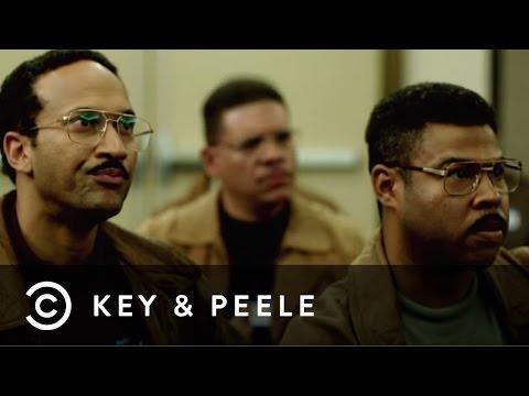 Black Republicans W/Malcolm Jamal Warner | Key & Peele