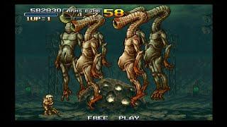 Metal Slug 3 Playthrough(Wii)
