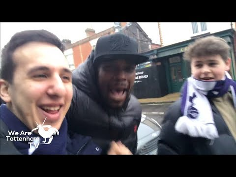 Southampton 1 Tottenham 1 | Will We Get Top 4? | Match day vlog