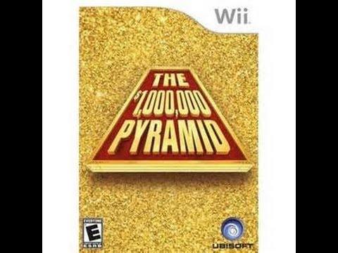 Million Dollar Pyramid Wii Game 2