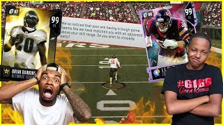 99 OVR UPGRADES Can't Save You From Getting Your Cheeks Tapped! - MUT Wars Ep.76