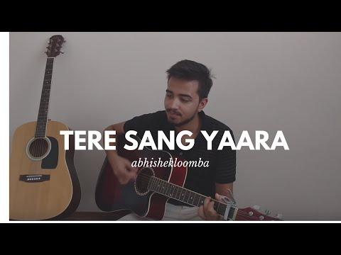 Tere Sang Yaara-Atif Aslam(Cover-Abhishek Loomba)