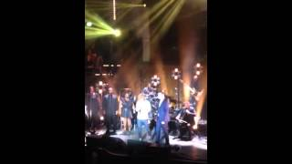 Sam Smith/Ed Sheeran - Stay with me (Manchester 29th Oct)
