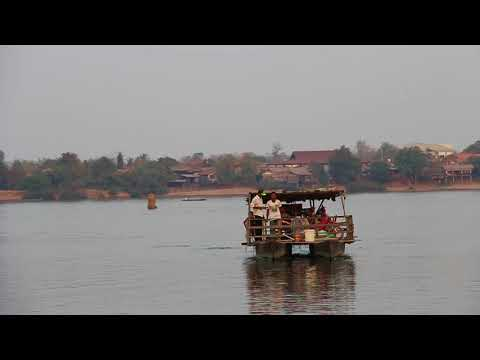 Transport on Si Phan Don   4000 Islands   Laos