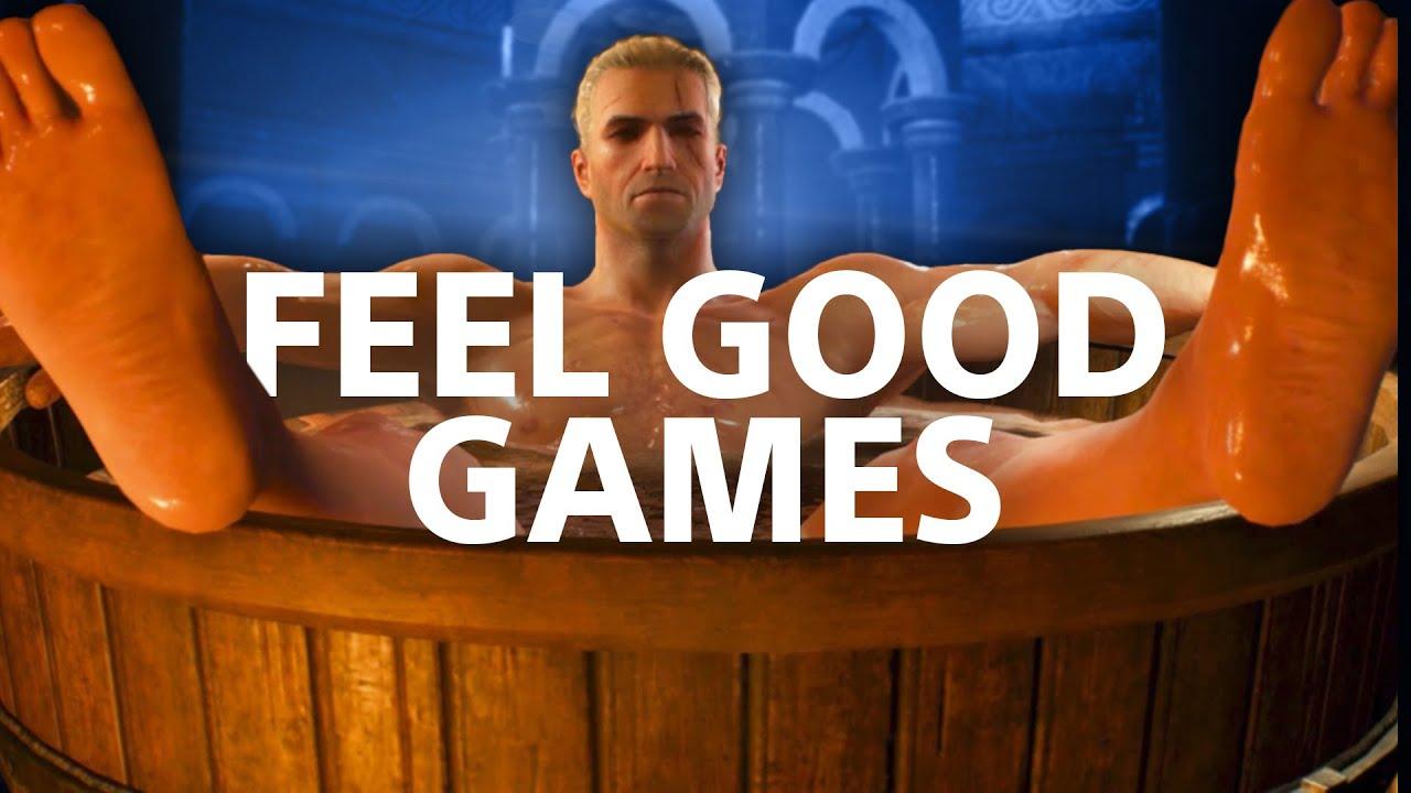7 Feelgood Games: Drücke X zum Relaxen!