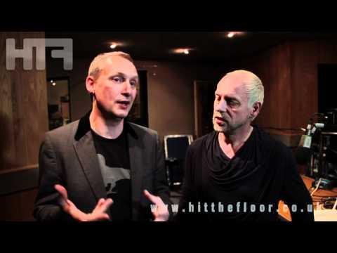 Orbital Interview - London - March 2012