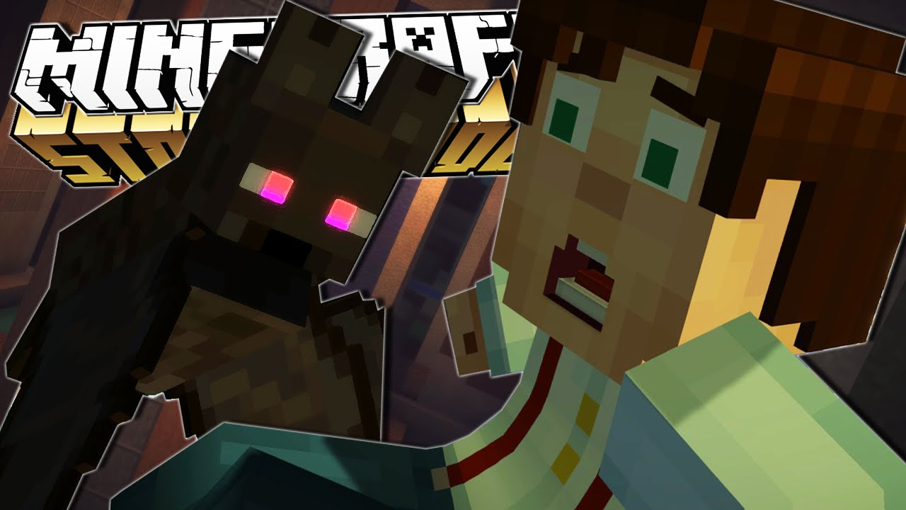 Minecraft Story Mode The Last Place You Look Episode 3 1