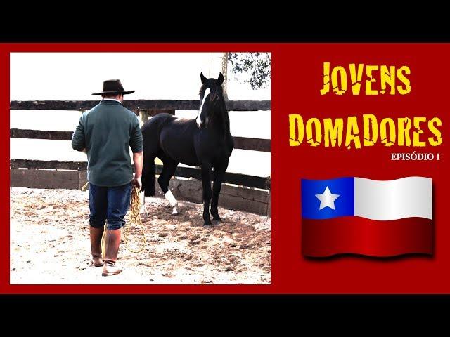 JOVENS DOMADORES (episódio 01)