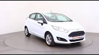 2016/16 Ford Fiesta 1.0 EcoBoost Zetec (s/s) - Contact Motor Range Today