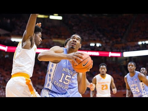 UNC Men's Basketball: Tar Heel Comeback Tops No. 20 Tennessee