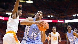 UNC Men's Basketball: Tar Heel Comeback Tops No. 20 Tennessee