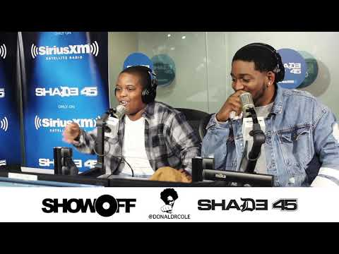 12 year old Young Poppa spits Nas New York State of Mind on Shade 45