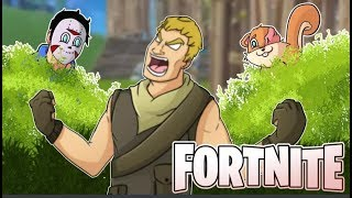 TROLLING IN FORTNITE PLAYGROUND w/H2ODelirious
