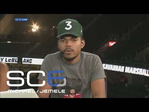 Chance The Rapper talks Mayweather-McGregor and Colin Kaepernick | SC6 | ESPN