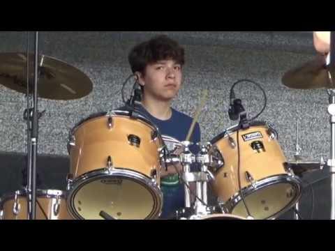 Atelier Combo Fête de la musique Izel 2018 Charly Winston