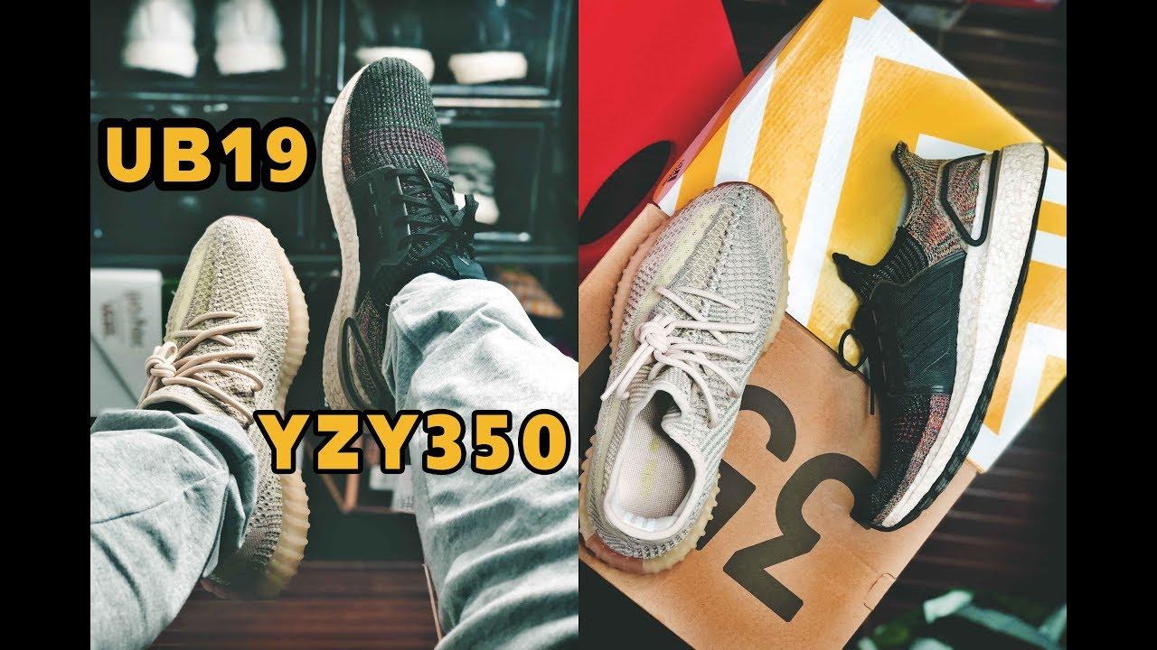 buy \u003e yeezy v2 vs ultra boost comfort
