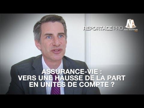 Reportage : Assurance-vie, vers une hausse de la part en Unités de Compte ?