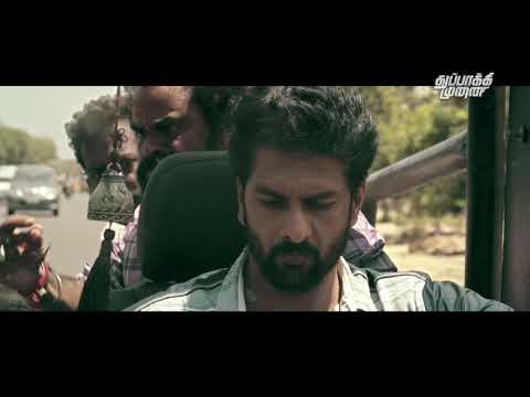 Thuppakki Munai - Moviebuff Sneak Peek 02 | Vikram Prabhu, Hansika Motwani | Dinesh Selvaraj