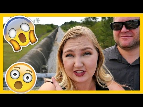 BIGGEST SCIENTIFIC DISCOVERY IN 100 YEARs! 😱 LIGO Livingston, Louisiana Full Time RV Living