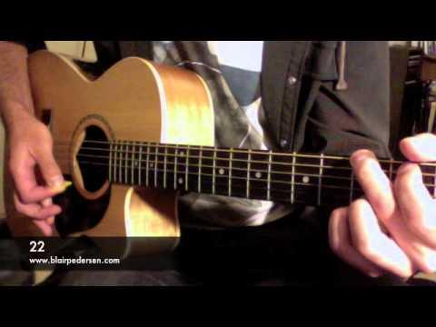 Taylor Swift - 22 - Super easy guitar tutorial