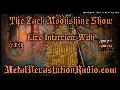 Holy Grove - Interview 2019 - The Zach Moonshine Show