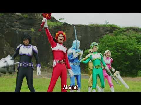 Yuukan Sentai Brave Frontier (English Sub)