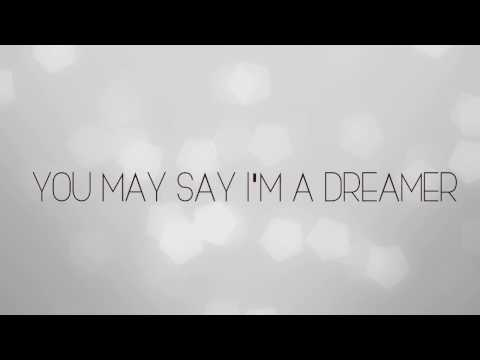 PENTATONIX - IMAGINE (Lyrics!)