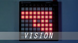 Elektronomia - Vision   AirwaveMusic Realese   FF Launchpad Cover LightShow