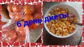 постер к видео Дневник похудения Последний день диеты,мое самочувствие Целый день на фруктах