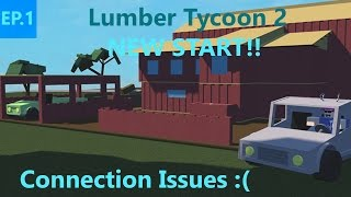 Starting New! EP.1 | ROBLOX: Lumber Tycoon 2