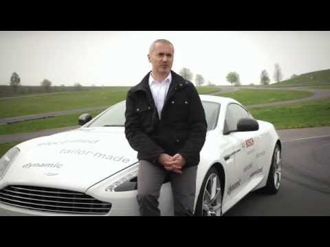 EN | Concept car with hybrid powertrain from Bosch Engineering