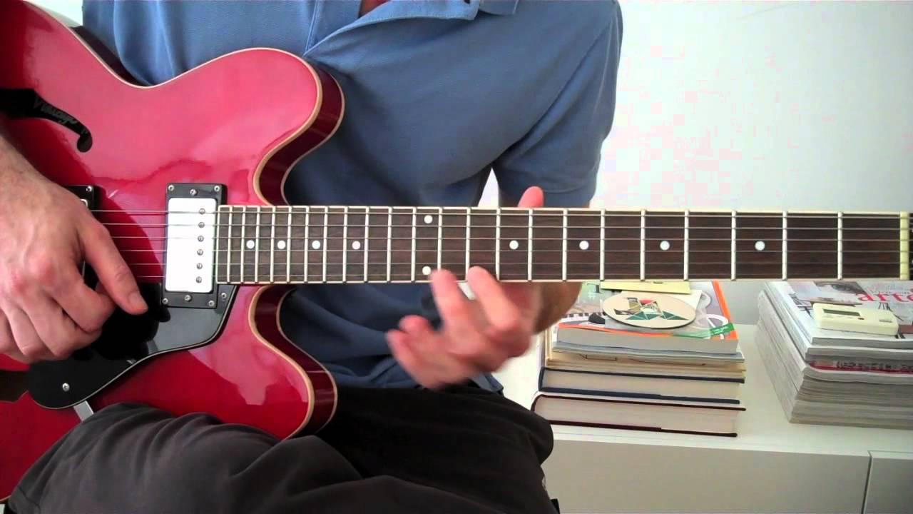 Letras, Notas, Punteos, Acordes y Tablaturas para Guitarra (Tabs & Chords)