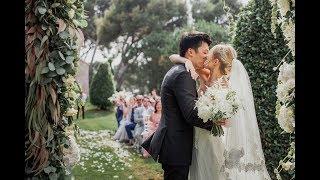 Свадьба в Хорватии Андрея и Елены
