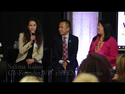 Women's Economic Empowerment - Panel - I Have Your Back