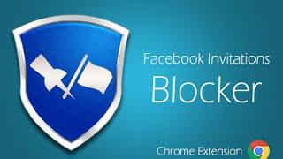Facebook Invitations Blocker - Chrome Extension