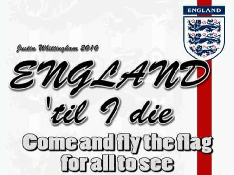 England Song 2010